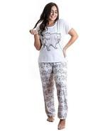 Dog Samoyed pajama set with pants for women - $35.00
