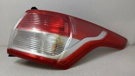 2013-2016 Ford Escape Passenger Right Side Tail Light Taillight Oem 86388 - $88.87