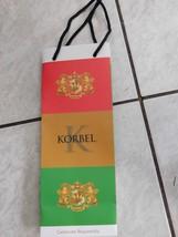 *NWOT* KORBEL CHAMPAGNE BOTTLE TOTE BAG   Free Shipping. - €11,10 EUR