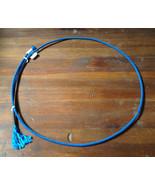 hot blue Boys Girls youth junior Goat Tying String Rope calf 3 Ply Soft ... - $15.84