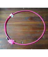 hot Pink kids Girls youth junior Goat Tying String Rope calf 3 Ply Soft ... - $15.84