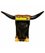 Truth Roping Steer Head dummy rodeo practice team rope Black New black b... - $30.69