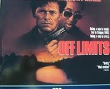 Off Limits LASERDISC (NOT A DVD!!!) (Full Screen Format) [Laser Disc] (1988) ...