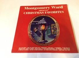 Christmas Favorites Vinyl Lp Record Album [Vinyl] VARIOUS ARTISTS - $25.08