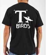S,M,L, XL T Birds black shirt GREASER Shirt tee... - $14.99