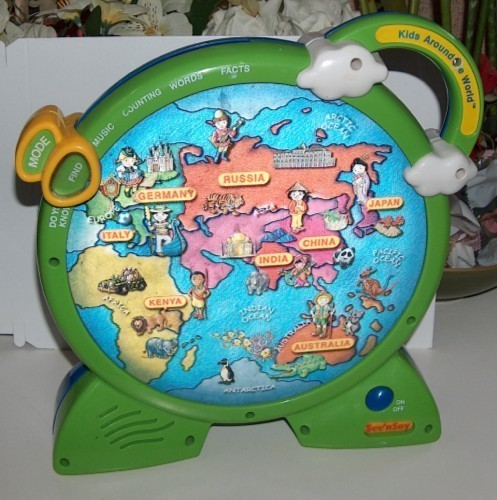 See and Say Kids Around the World Educational Toy