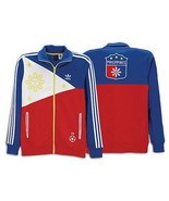 ADIDAS PHILIPPINES Flag Track Jacket size M Brand New! - £77.13 GBP