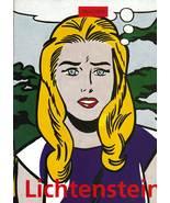 BOOK, Wonderfully Illustrated -- ROY LICHTENSTEN by Janis Hendrickson  (... - $12.50