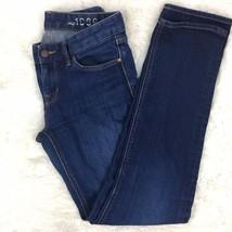 """Gap Women's Light Blue Denim Blue Jeans """"Real Straight"""" Bootcut Size 27 Regular - $24.86"""