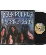Deep Purple Machine Head BS 2607 Warner Bros 1973 Repress LP Poster Gate... - $26.96