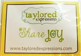 Taylored Express Joy Die image 1