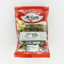 4 X Mc Currie Dried Curry Leaves 25g Premium Quality Ceylon (100g) ISO C... - $8.42