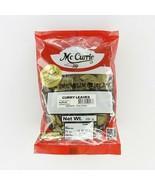 4 X Mc Currie Dried Curry Leaves 25g Premium Quality Ceylon (100g) ISO C... - $8.42