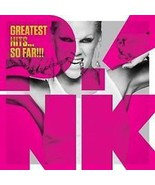 Pink  (Greatest Hits So Far  by PInk) DVD - $2.50