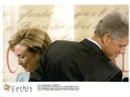 Hillary Clinton and Bill Clinton at the Democratic Business Council - Vi... - $9.41