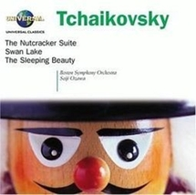 Tchaikovsky: The Nutcracker Swan Lake by Selji Ozawa  Boston Symphony Orchestra