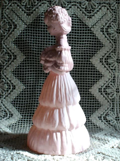 "Avon ""GARDEN GIRL"" Collector's Bottle w/4 oz Charisma Cologne - MINT, RARE!!"