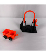 Vintage Fisher Price Little People Swing Wagon Replacement Parts Broken ... - $17.77