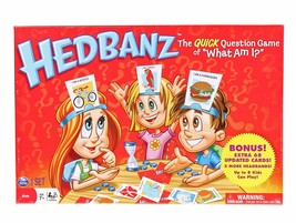 HedBanz Limited Edition Bonus Board Game - $54.15