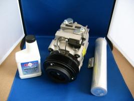 02 05 kia sedona 3.5 a c compressor and drier kit   6  thumb200