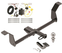 "TRAILER HITCH + WIRING KIT + 2"" BALL FITS 12-16 HYUNDAI  AZERA 2014 KIA ... - $216.80"