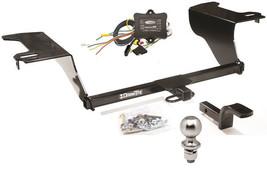 Trailer Hitch + Wiring Kit + Mount + Ball   Fits All Fits 14 15 Hyundai Sonata - $240.12