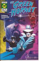 Now Comics The Green Hornet #13 Odyssey Of The Crimson Wasp Paul Reid Kato  - $2.95