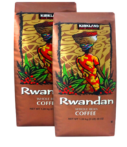 Rwanda Whole Bean Coffee 3 lb. Bag 2-pack - $42.99