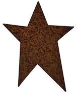 "25 Rustic Primitive Tin Stars - 2.5"" - $9.00"
