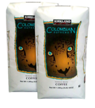 Colombian Supremo Whole Bean 3 lb. Bag 2-pack - $45.99