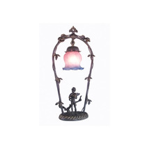 "Meyda Home Indoor Decorative 19""H Cherub With Violin Accent Lamp - 1235-... - $180.00"