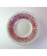 Syracuse China Red Strawberry Hill Restaurantware Dessert Sauce Fruit Be... - $5.99
