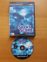 Silent Scope Sony PlayStation 2 PS2 Vintage shooter game - $3.23