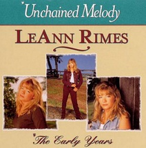 Leann Rimes Unchained Melody The Early Years (Cassette) #B52 - $8.99