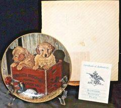 "Man's Best Friends Collection  ""Buddies"" by Marlowe Urdahl AA20-CP2295 Vintage C image 3"