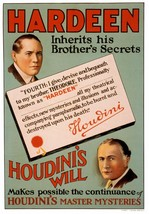 Magic Prints: Houdinis Will - $12.82+