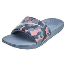 Nike Little Kids Kawa Slide Print Sandals 819358-403 - $39.02