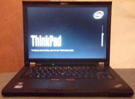 """Lenovo ThinkPad T410 (2522)  14.1""""  2.40Ghz Core i5  2GB Ram 200GB HDD W... - $50.00"""