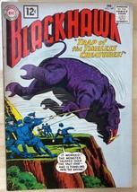 BLACKHAWK #169 (1962) DC Comics VG+/FINE- - $14.84