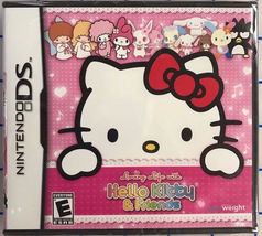 Loving Life With Hello Kitty & Friends (Nintendo DS, 2011) Video Game - €12,48 EUR