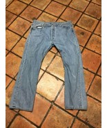 Levis 501 Button Fly 38/30 WPL423 - $19.80