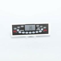 WP74009994 Whirlpool Control Panel Overlay OEM WP74009994 - $55.39