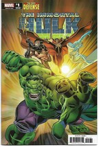 Defenders: The Best Defense (All 5 Issues) 1:25 Qty Covers - $125.00