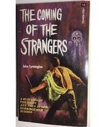 THE COMING OF THE STRANGERS by John Lymington (1971) Macfadden pb 1st - $9.89