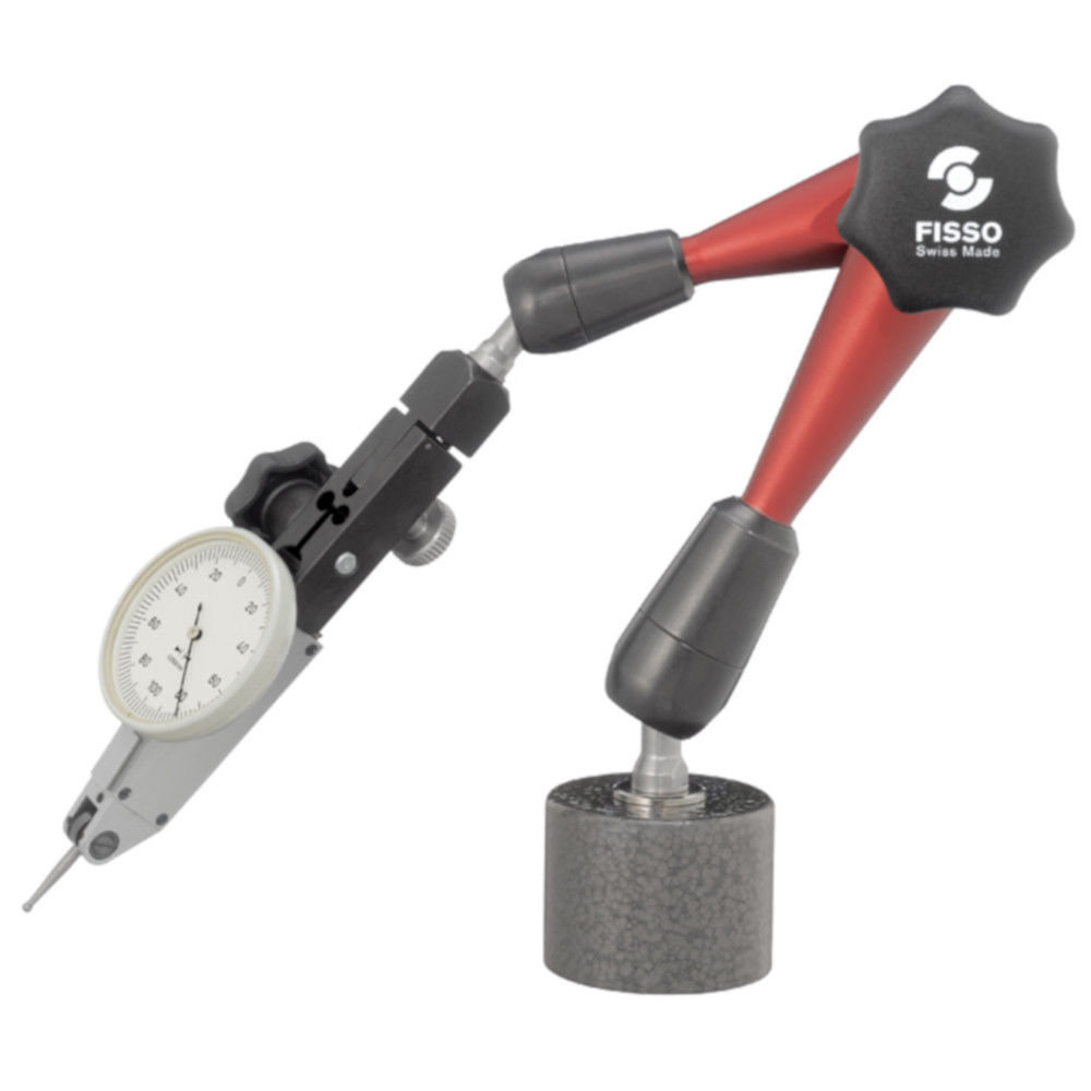 "Primary image for Fisso Strato S-20 F TM 3/8"" Articulated Adjustable Gage Holder Arm & Pot Magnet"