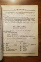 Vintage Case Service Parts Catalog E441  Seedmeter Steel Hopper Plain Drill 1952 image 5