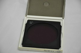Cokin Cromofilter SA Paris Made in France Filter P 171 POLA RED - BLUE - $24.95