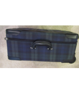 """Ralph Lauren RL SERIES 1000 LUGGAGE COLLECTION 21""""RollING TRUNK LEATHER ... - $1,475.90"""
