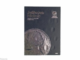 Jefferson Nickel # 3, 1996-2002 Coin Folder by Whitman - $5.99