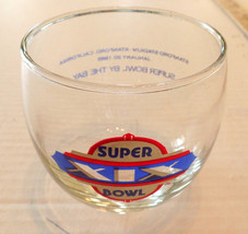 Super Bowl XLX souvenir goblet, Super Bowl by the Bay hi ball glass.  January 19 - $7.99